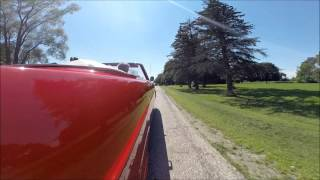 Uneventful Drive of a 1965 Ford Galaxie convertible