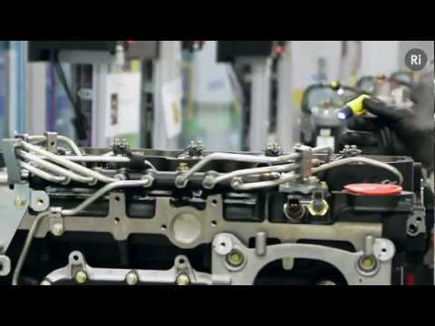 Components: Manufacturing at Caterpillar UK