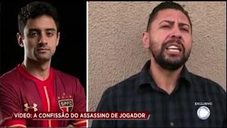 Empresário confessa assassinato do jogador Daniel Corrêa de Freitas