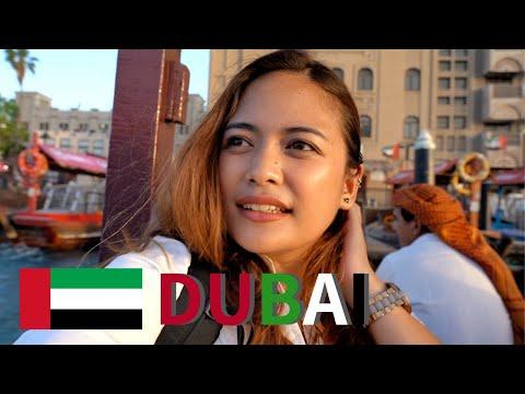 The Other Side of DUBAI – Dubai Museum, Dubai Creek, Spice & Gold Souq