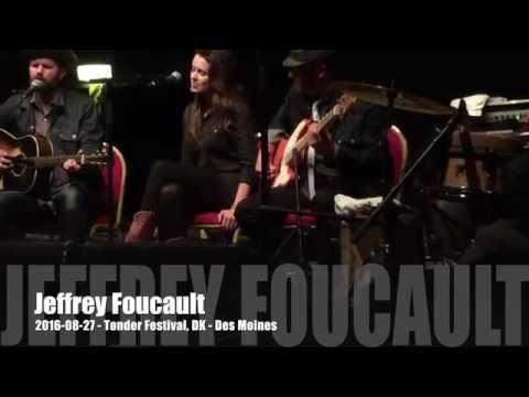 Jeffrey Foucault - 2016-08-27 - Tønder Festival, DK - Des Moines