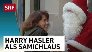 Harry Hasler als Samichlaus | Viktors Spätprogramm | SRF Comedy