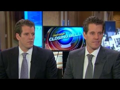 Winklevoss Brothers: Crypto Currency Is Here To Stay