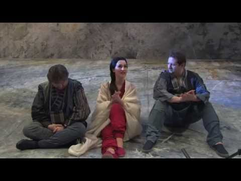 Les Pêcheurs de Perles (Bizet) - Interviews et répétitions
