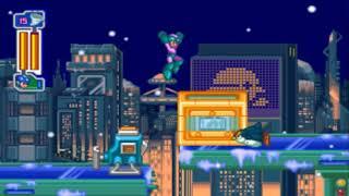 Mega Man 8 ( Türkçe ) bölüm 5 Frost Man