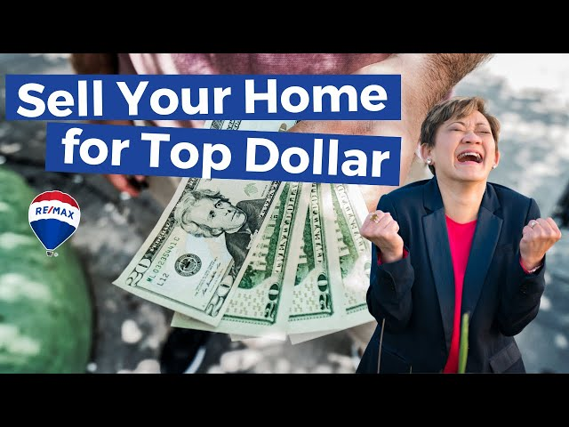 Secrets To Selling Your Home For Top Dollar