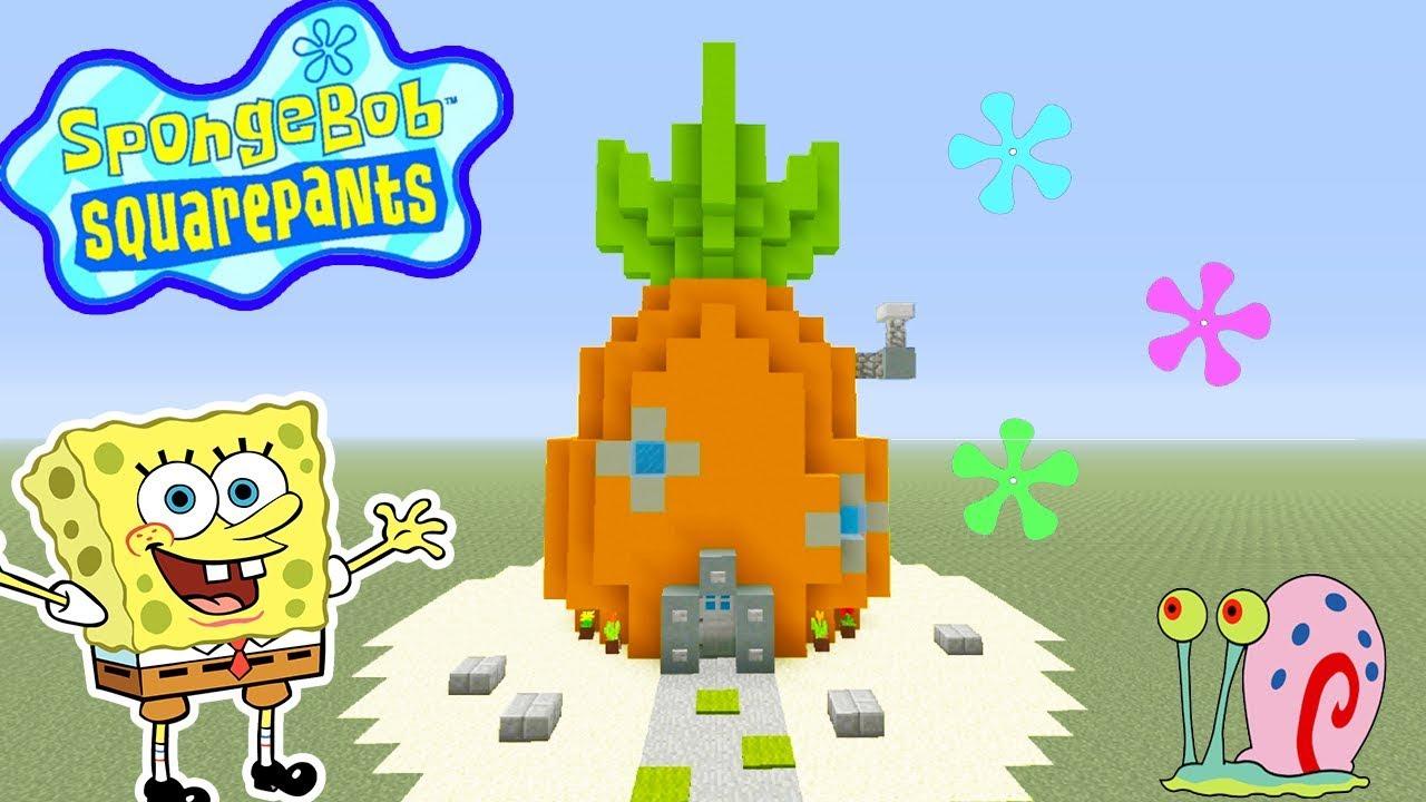 Minecraft Tutorial  How To Make Spongebob Squarepants House  U0026quot Spongebob Squarepants U0026quot
