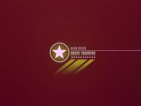 MOTION TRACKING - After Effects  basics Training Course tutorials 05