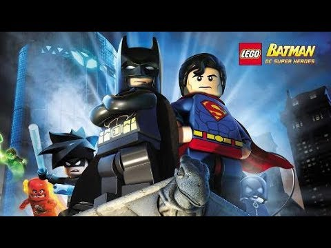 How To Download Lego Batman DC Superheroes In Any Andriod Device For Free.