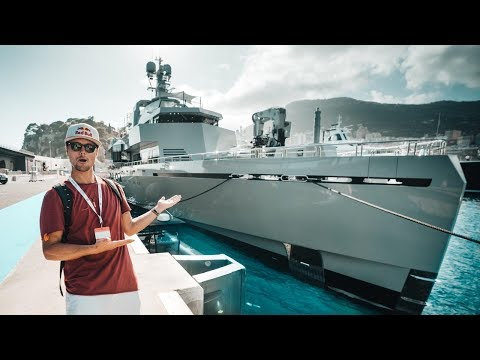 MONACO YACHT SHOW WITH $3 BILLION ON DISPLAY!!! | VLOG⁴ 33
