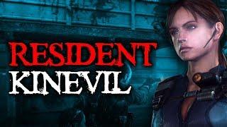 Let's Play Resident Evil: Revelations Part 1 - Resident Kinevil