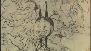 河鍋暁斎記念美術館 暁斎が描く異形のものたち展