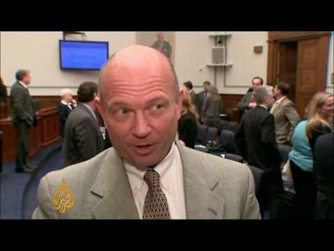 US panel debates drone legality