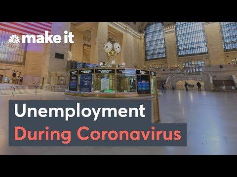What It's Like Being Unemployed Because Of Coronavirus
