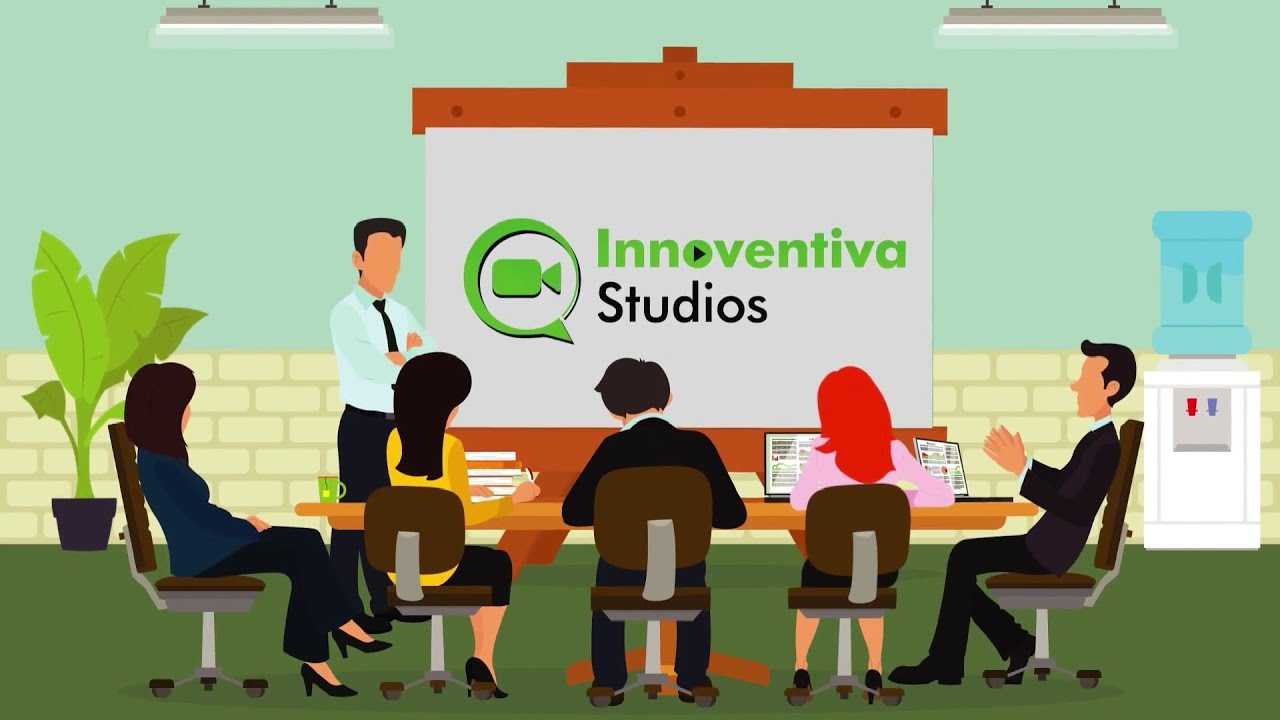 Innoventiva Studios - Professional Explainer and Promo Video Company