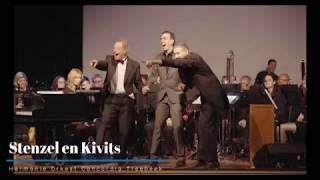 Stenzel en Kivits - Jubileumconcert Harmonie Orkest Concordia Treebeek 30-11-2019