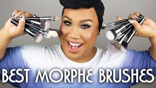 BEST MORPHE BRUSHES | PatrickStarrr