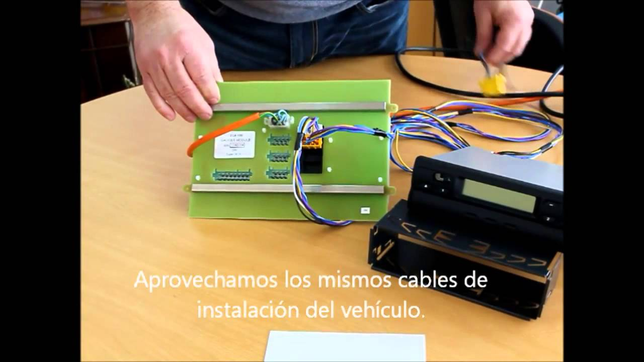 hight resolution of motometer wiring