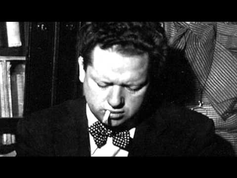 Dylan Thomas reads