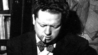 "Dylan Thomas reads ""Do Not Go Gentle Into That Good Night"""