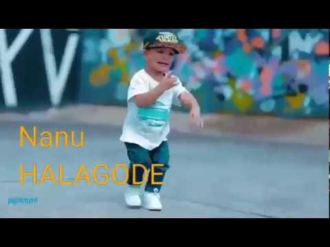 Halagode chandan shetty song kids dancing