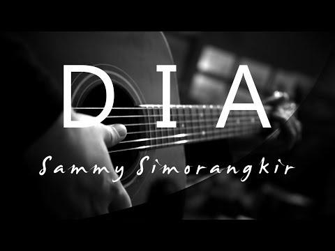 Sammy Simorangkir - Dia ( Acoustic Karaoke )