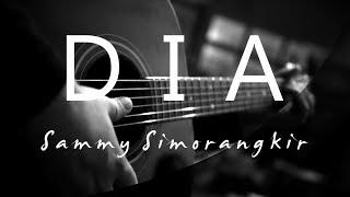 Sammy Simorangkir Dia Acoustic Karaoke