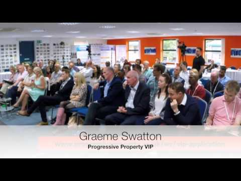 Progressive VIP Graeme Swatton: Financial Freedom Through Property Education