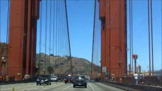 Visit To Golden Gate Bridge, San Francisco,California!