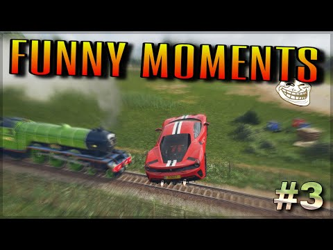 FORZA HORIZON 4 | EPIC STUNTS, WINS & FUNNY MOMENTS #3 thumbnail