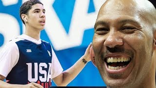 "Lavar Ball Claims ""I Don't PUSH My Boys""! JBA Players Haven't Received Paychecks!"