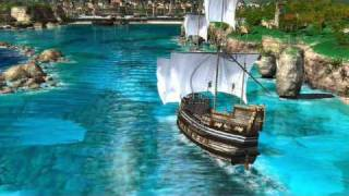 Port Royale 2 INTRO MOVIE