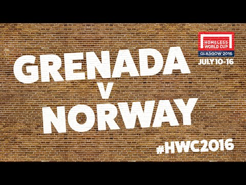 Grenada v Norway | Group A #HWC2016