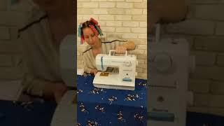 Распаковка швейной машинки Minerva A190