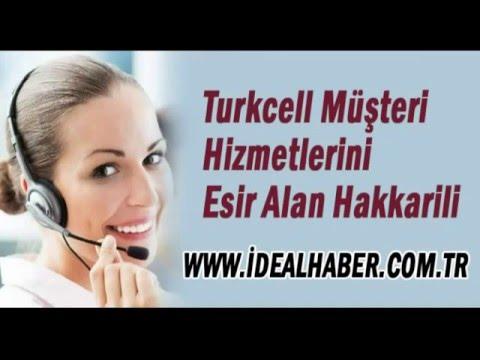 Turkcell Müşteri Hizmetlerini Esir Alan Sesi Güzel Hakkarili