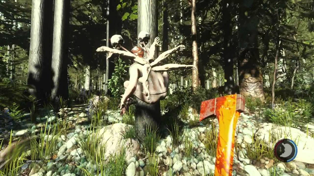 Giochi di the forest
