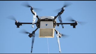 7-Eleven's 1st Drone Delivery | CNBC International