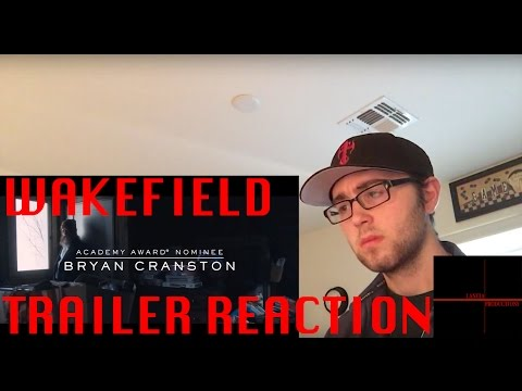 Wakefield Official Trailer- Reaction!