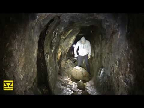 Exploring Abandoned Mine with Tiny Monster - Bat Cave