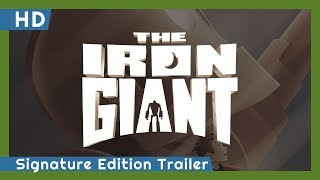 The Iron Giant (1999) Signature Edition Trailer
