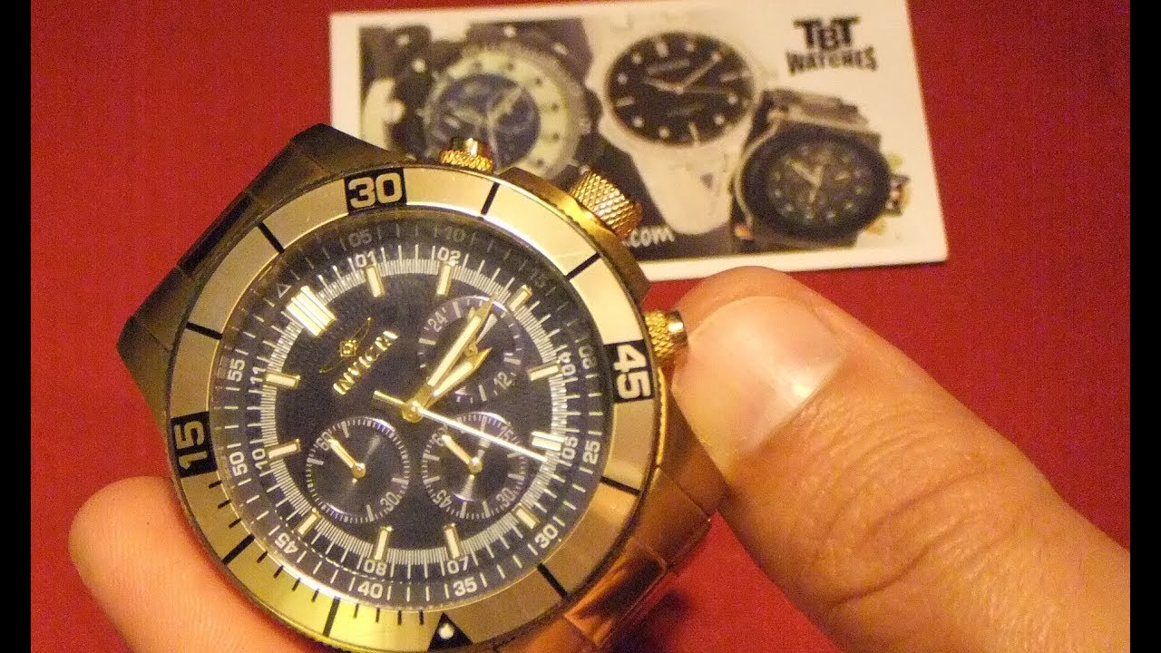 Part 2 how to change a battery on invicta watch model number 12844