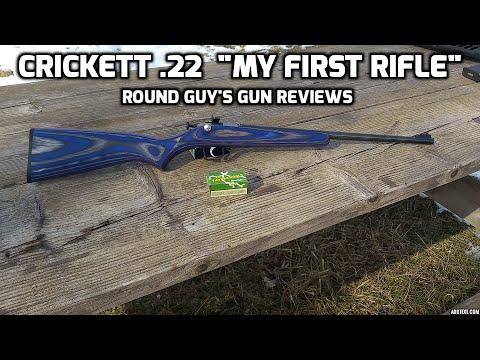 Crickett  22LR Review