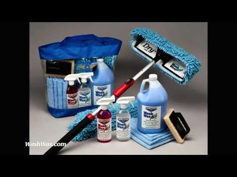 Waterless Car Wash Wax Mop