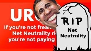 This is what will happen if net neutrality dies...