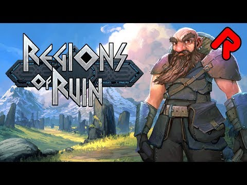 REGIONS OF RUIN Gameplay: Kingdom Meets Open-World RPG! (PC, Switch, PS4)