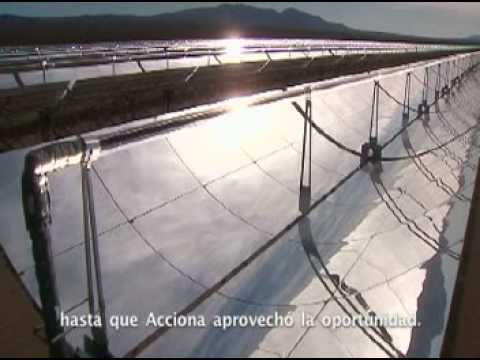 Nevada Solar One CSP plant | Planta termosolar Nevada Solar One | ACCIONA