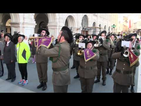 Fanfara dei Bersaglieri Enrico Toti Trieste 26-10-2014