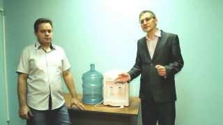 Умный кулер закажет воду сам - обращение к продвинутым пользователям(Как умный кулер заказывает воду без вашего участия? «Умный кулер» - это кулер для бутилированной воды, обор..., 2013-11-29T09:49:56.000Z)