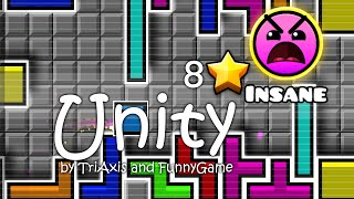 Geometry Dash - Unity by Triaxis and Funnygame