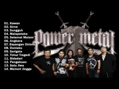 Power Metal - Best 14 Lagu Power Metal Terpopuler Full Album
